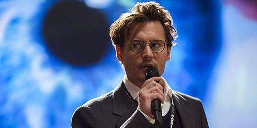 """""""Transcendence"""" mit Johnny Depp: Erster Teaser zum Regiedebüt von """"Dark Knight""""-Kameramann Wally Pfister"""