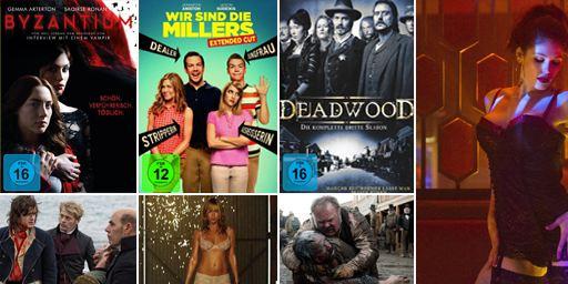 Die FILMSTARTS-DVD-Tipps (22. Dezember 2013 bis 4. Januar 2014)