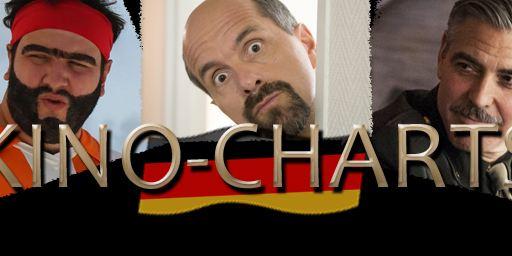 Kinocharts Deutschland: Die Top 10 des Wochenendes (20. bis 23. Februar 2014)