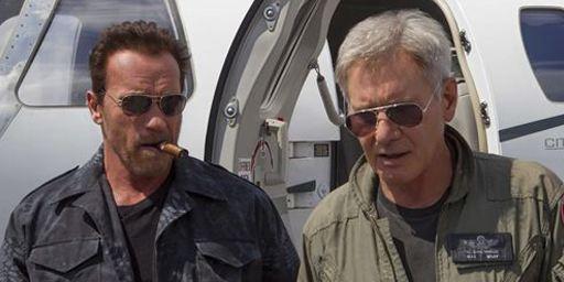"""""""Star Wars 7"""": Harrison """"Han Solo"""" Ford steht wieder – ohne Krücken"""