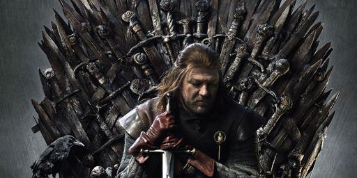 """""""Game of Thrones""""-Autor George R. R. Martin kündigt noch mehr Tote für das Ende der Saga an"""