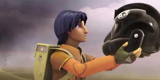 """""""Star Wars Rebels"""": Humoristische Kostprobe im neuen Clip zur Disney-Serie"""