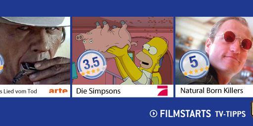 Die FILMSTARTS-TV-Tipps (5. bis 11. September 2014)