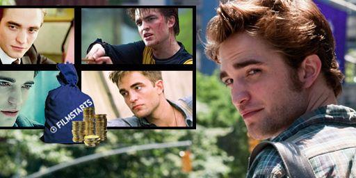 Die 10 erfolgreichsten Filme mit Robert Pattinson