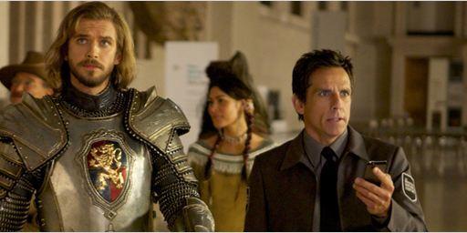 """Ben Stiller und Robin Williams im neuen deutschen Trailer zu """"Nachts im Museum 3: Das geheimnisvolle Grabmal"""""""