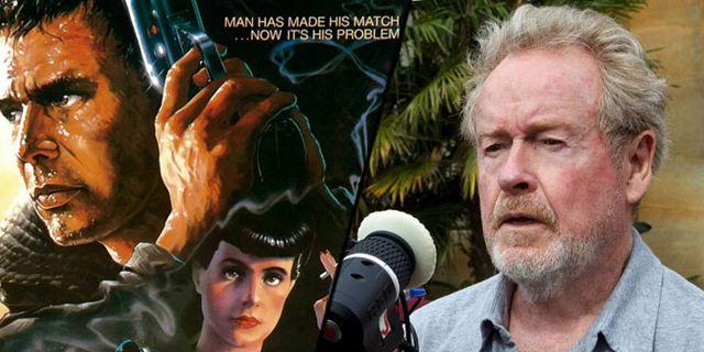 """Überraschung: Ridley Scott inszeniert """"Blade Runner 2"""" nicht selbst, Drehbeginn 2015"""
