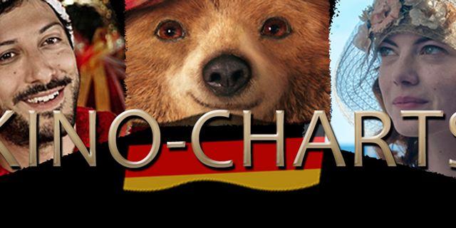 Kinocharts Deutschland: Die Top 10 des Wochenendes (4. bis 7. November 2014)