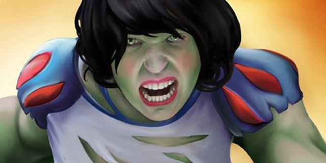 Mash-Up-Bildergalerie: Disney-Prinzessinnen retten die Welt als Avengers