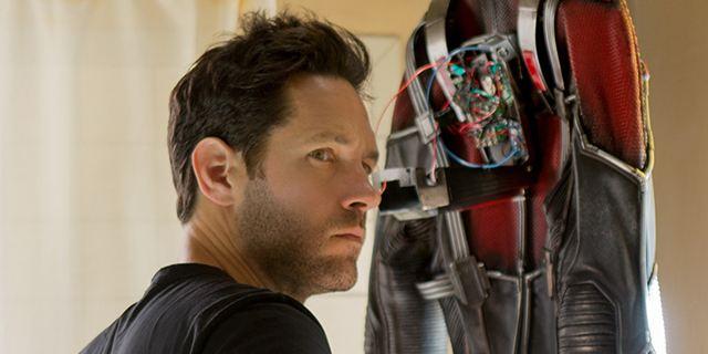 """Schrumpfen und wieder wachsen: Neues Motion-Poster zu Marvels """"Ant-Man"""""""