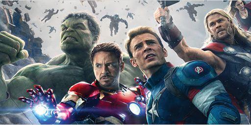 """""""Avengers 2: Age of Ultron"""": Zweiterfolgreichster US-Kinostart aller Zeiten"""