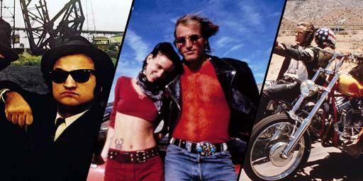 Die 25 besten Road Movies