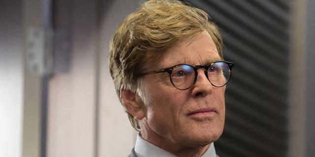 """Darum war George W. Bush nicht im Krieg: Robert Redford und Cate Blanchett auf dem ersten Bild zum Oscar-Kandidaten """"Truth"""""""