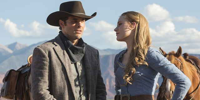 """""""Westworld"""": Packender erster Teaser zur HBO-Serie mit Anthony Hopkins, Evan Rachel Wood und James Marsden"""