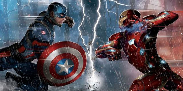 """""""Scarlet Witch"""" Elizabeth Olsen erklärt, warum sie nicht auf den Teambildern zu """"Captain America 3: Civil War"""" zu sehen ist"""