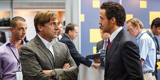 "Erster Trailer zu ""The Big Short"" punktet mit Brad Pitt, Ryan Gosling, Christian Bale und Steve Carell"