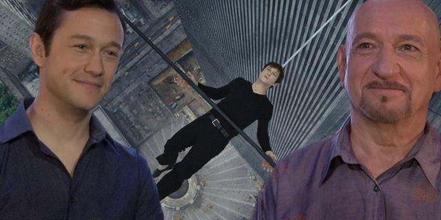 "Kunst oder Wahnsinn: Das FILMSTARTS-Interview zu ""The Walk"" mit Joseph Gordon-Levitt, Ben Kingsley & Charlotte Le Bon"
