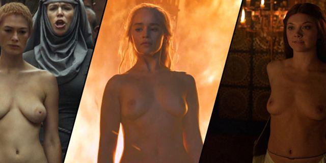 """Alle Nacktauftritte in """"Game Of Thrones"""" in chronologischer Reihenfolge"""