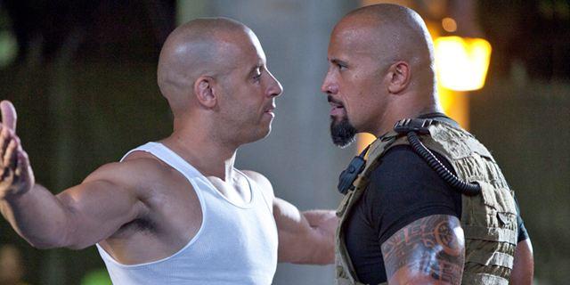 """Aus Angst vor neuem Krach: Vin Diesel und Dwayne Johnson auf """"Fast & Furious 8""""-Pressetour angeblich getrennt"""