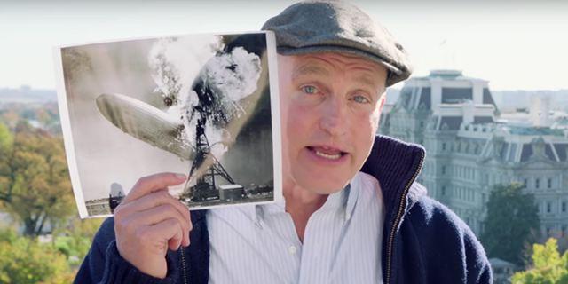 """Der erste Live-Kinofilm der Geschichte ist abgedreht: Erster richtiger Trailer zu """"Lost In London"""" von und mit Woody Harrelson"""