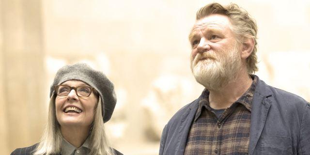 """Diane Keaton und Brendan Gleeson auf Liebeskurs: Deutscher Trailer zu """"Hampstead Park - Aussicht auf Liebe"""""""