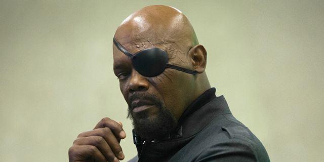 """Samuel L. Jackson in """"Captain Marvel"""": Nick Fury feiert MCU-Comeback"""