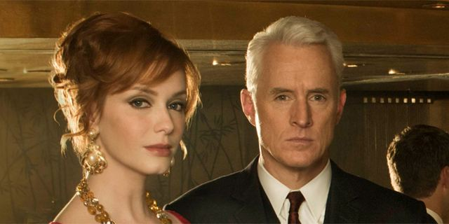 """Mad Men""-Reunion: Christina Hendricks und John Slattery in starbesetzter Amazon-Serie ""The Romanoffs"" dabei"
