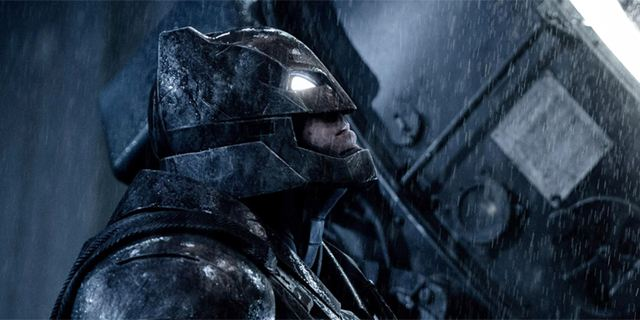"""Justice League"": Ben Affleck verspricht traditionelleren Batman"