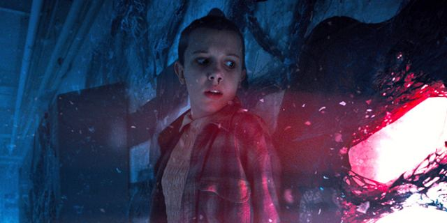 """Halloween bei """"Stranger Things"""": Schauriges neues Retro-Poster zur 2. Staffel"""