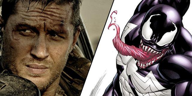 """""""Venom"""": """"Fifty Shades Of Grey""""-Autorin überarbeitet Drehbuch zur Comic-Verfilmung mit Tom Hardy"""