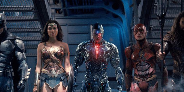 """Justice League"": Starke erste Prognosen für Start des DC-Superheldenblockbusters"