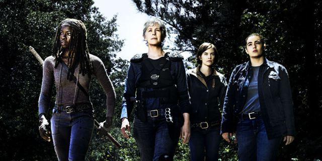 """""""The Walking Dead"""": Schwindende Quoten in der 8. Staffel der Zombie-Serie"""