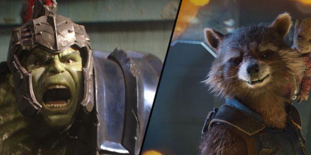 "Mark Ruffalo verrät: Der Hulk und Rocket Raccoon werden in ""Avengers 3: Infinity War"" beste Freunde"