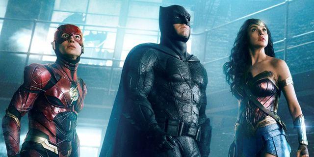 """""""Justice League"""": Unser erster Eindruck zum Superhelden-Blockbuster mit Batman, Wonder Woman und Co."""