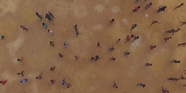"""""""Human Flow"""": Trailer zur Dokumentation von Ai Weiwei über die internationale Flüchtlingskrise"""