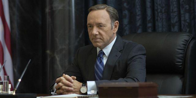 """Fragezeichen hinter Zukunft von """"House Of Cards"""": Serie ohne Kevin Spacey vielleicht gar nicht möglich"""