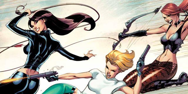 """Deutsche Konkurrenz für Marvel und DC: Constantin ergattert Rechte am US-Comic """"Danger Girl"""""""
