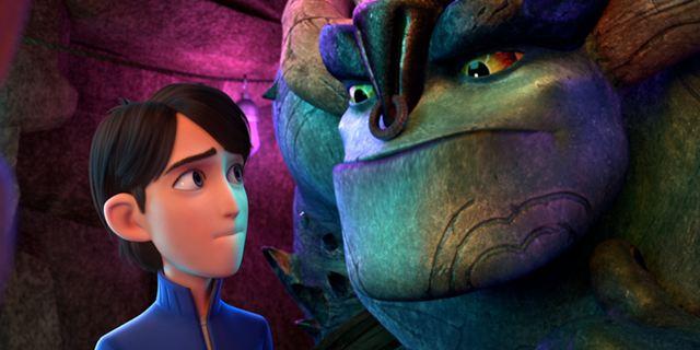 """Free-TV-Premiere von """"Trolljäger"""": Guillermo del Toros Fantasy-Animationsserie startet auf Super RTL"""