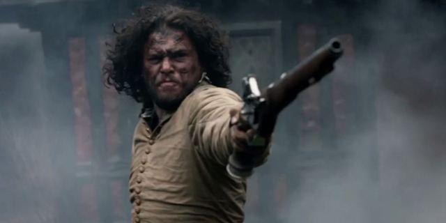 """""""Gunpowder"""": """"Game Of Thrones""""-Star Kit Harington will im neuen Trailer einen Anschlag verüben"""