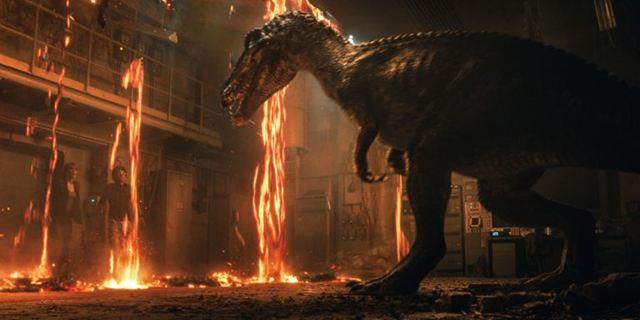 """Dinosaurier auf der Flucht: Der erste Trailer zu """"Jurassic World 2: Das gefallene Königreich"""""""