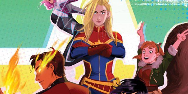 """""""Marvel Rising: Secret Warriors"""": Vorschau auf das neue Comic-Franchise mit einer muslimischen und einer lesbischen Heldin"""