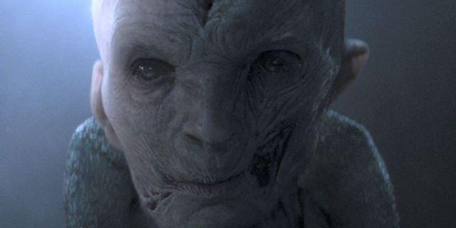 """""""Star Wars: Die letzten Jedi"""": Rian Johnson erklärt seine Gründe für die schockierende Snoke-Szene"""