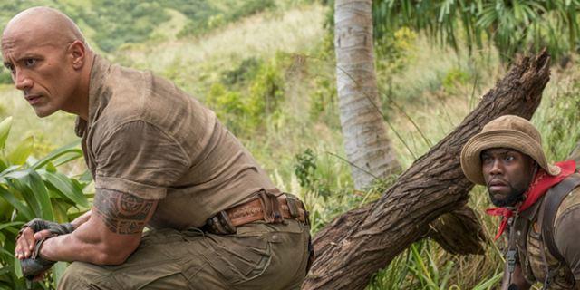 """Zu """"Jumanji: Willkommen im Dschungel"""": Die besten Comedy-Duos der Filmgeschichte"""