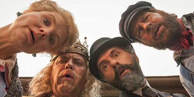 """Neuer Trailer zu """"Jim Knopf und Lukas der Lokomotivführer"""": Der erste Blick auf Frau Mahlzahn und die Wilde 13"""