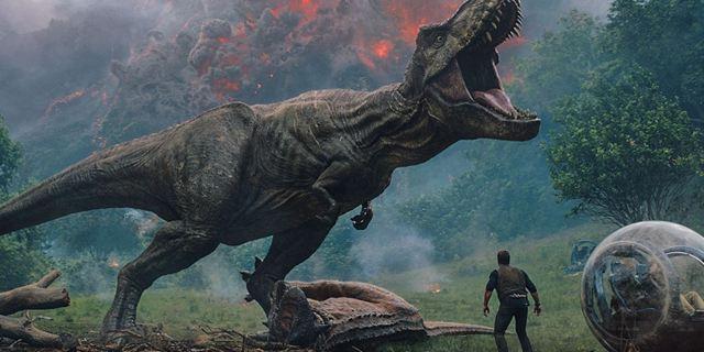 """""""Jurassic World 2: Das gefallene Königreich"""": Neuer Trailer zum Dino-Actioner mit Chris Pratt"""