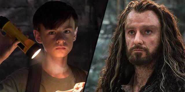 """""""The Lodge"""": """"Es""""-Star Jaeden Lieberher und """"Der Hobbit""""-Zwerg Richard Armitage machen Horrorfilm"""