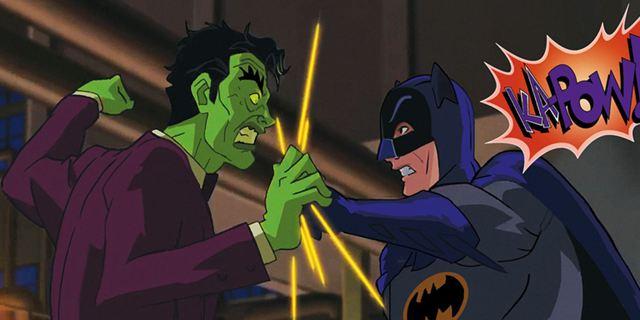 """Batman Vs. Two-Face"": Deutscher Trailer zum Retro-Abenteuer des Dunklen Ritters"