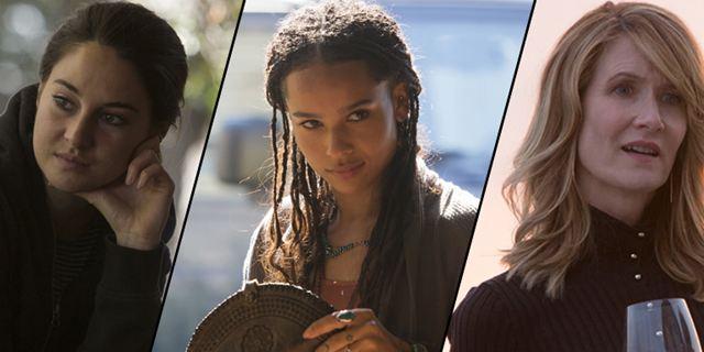 """""""Big Little Lies"""", Staffel 2: Topstars Shailene Woodley, Zoë Kravitz und Laura Dern kehren zurück"""