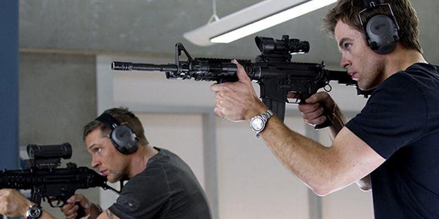 """""""Call Of Duty""""-Kinofilm: Tom Hardy und Chris Pine als mögliche Hauptdarsteller"""