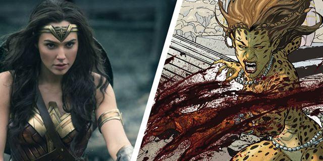 """Gerücht: Cheetah als Bösewicht in """"Wonder Woman II"""" – aber ohne Emma Stone"""