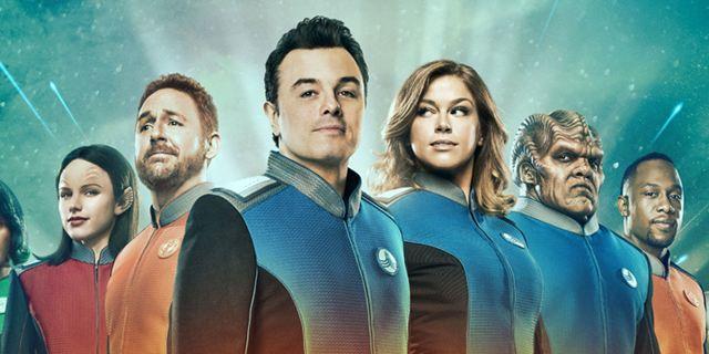 """""""The Orville"""" startet heute auf ProSieben: Seth MacFarlane auf den Spuren von """"Star Trek"""""""